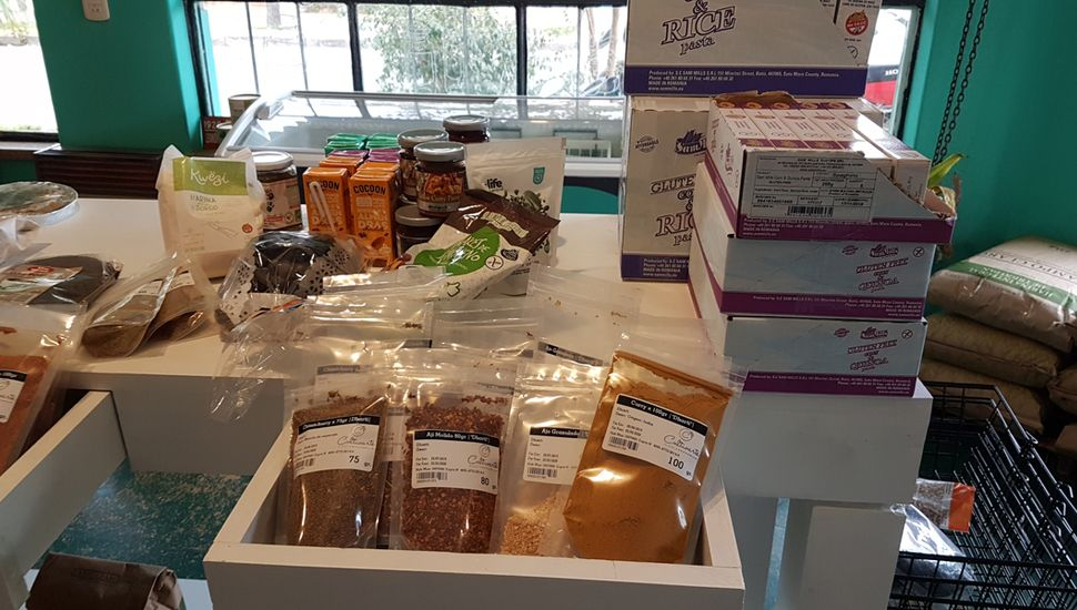 Cultivarte, una de las tiendas que en nuestra ciudad ofrece productos para una alimentación consciente.