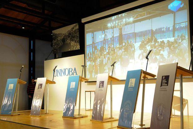 Todo listo para el debate, que será televisado por TeleJunín.