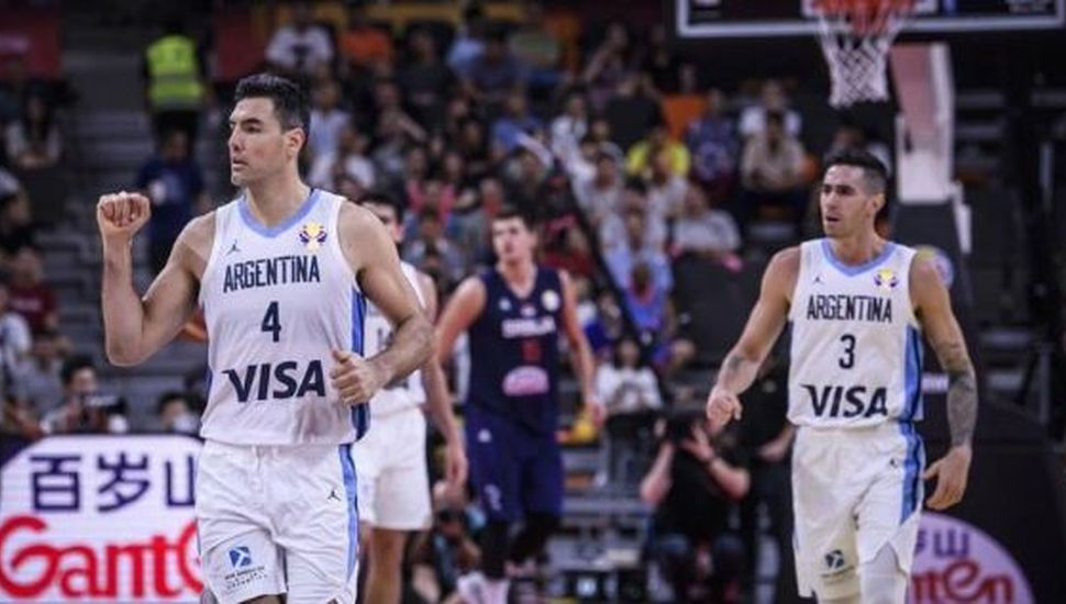 Tras vencer a Serbia, la Selección Argentina está en semifinales