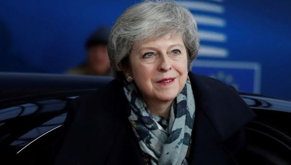 """Theresa May a los habitantes de Malvinas: """"La soberanía no está en debate"""""""