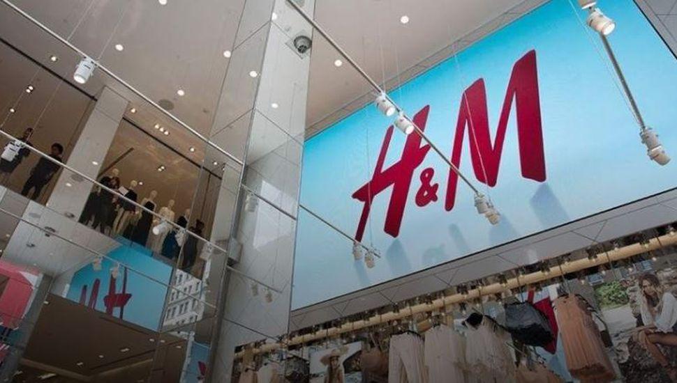 La marca de indumentaria H&M llega a la Argentina