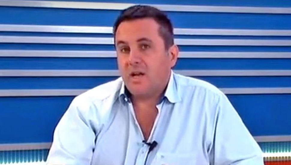 El concejal José Bruzzone participó de Reporte Especial.
