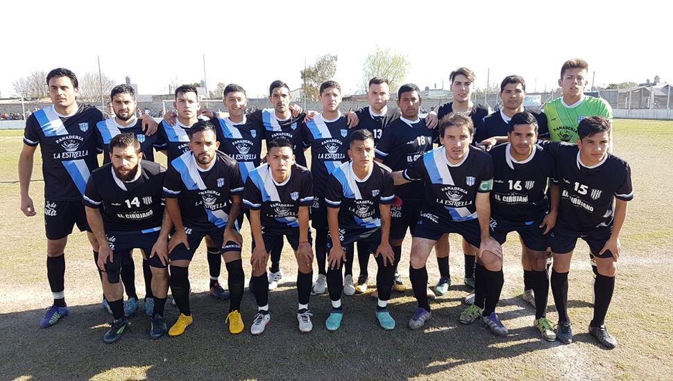 Primera División de Deportivo Baigorrita.