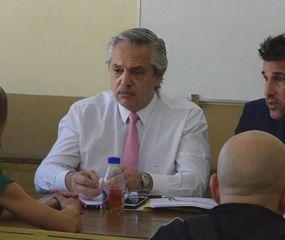 """Alberto: """"Defenderemos la educación pública con recursos que merece"""""""