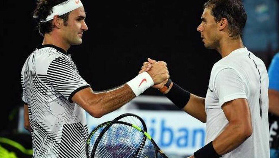 Nadal y Federer pasaron a tercera ronda sin sobresaltos