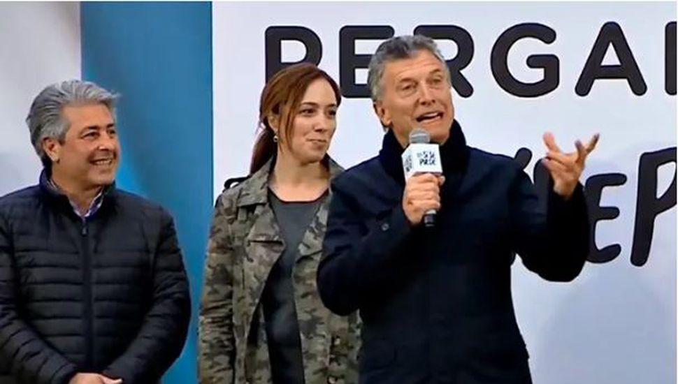 Macri, contra la prepotencia de los dueños del poder y el dedo