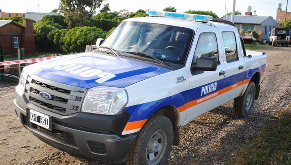 Entradera violenta a una docente en Chacabuco
