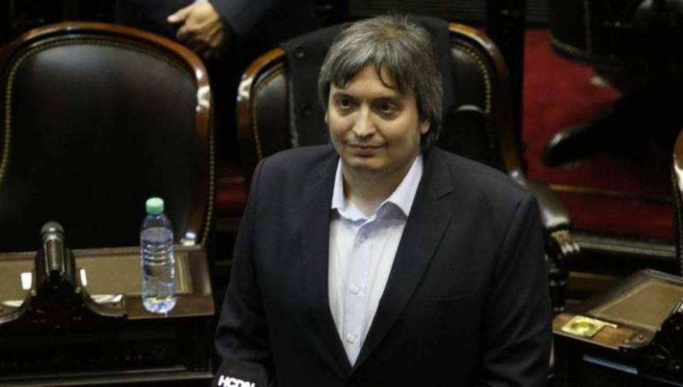 Fiscal pidió sobreseer a Máximo Kirchner