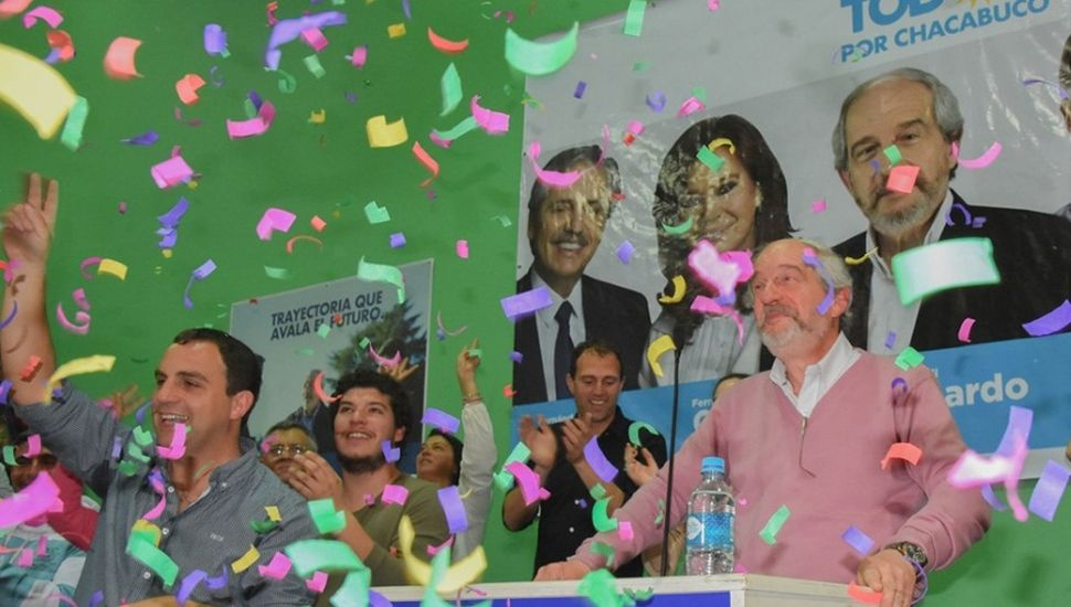 """Ricardo Ciminelli: """"El domingo vayamos a votar con alegría"""""""