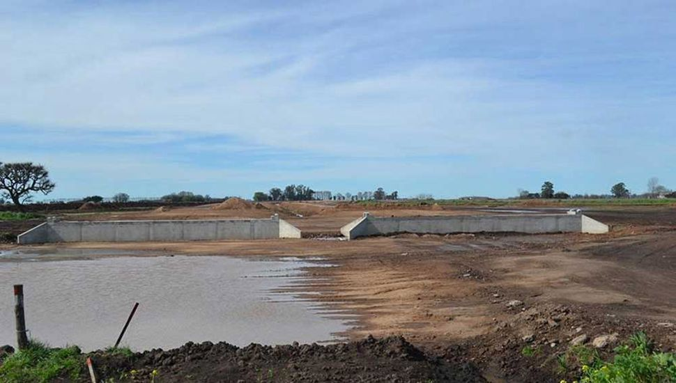 Se reactivarán las obras en la autopista en la Ruta Nacional 7.