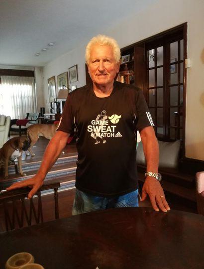 José Tomino es un reconocido pediatra de Junín que, a sus 81 años, sigue atendiendo con la pasión del primer día.