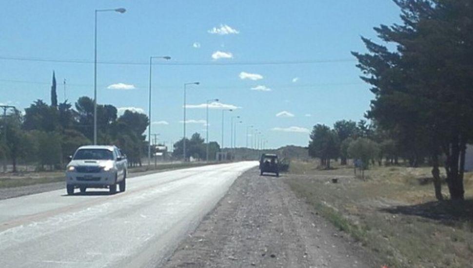 Avanza en la Legislatura un proyecto para señalizar radares en las rutas