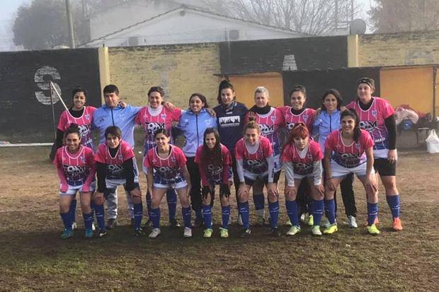 Primera División de Rivadavia de Junín.