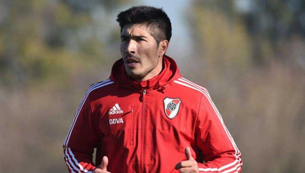Luciano Lollo fue convocado por Gallardo.