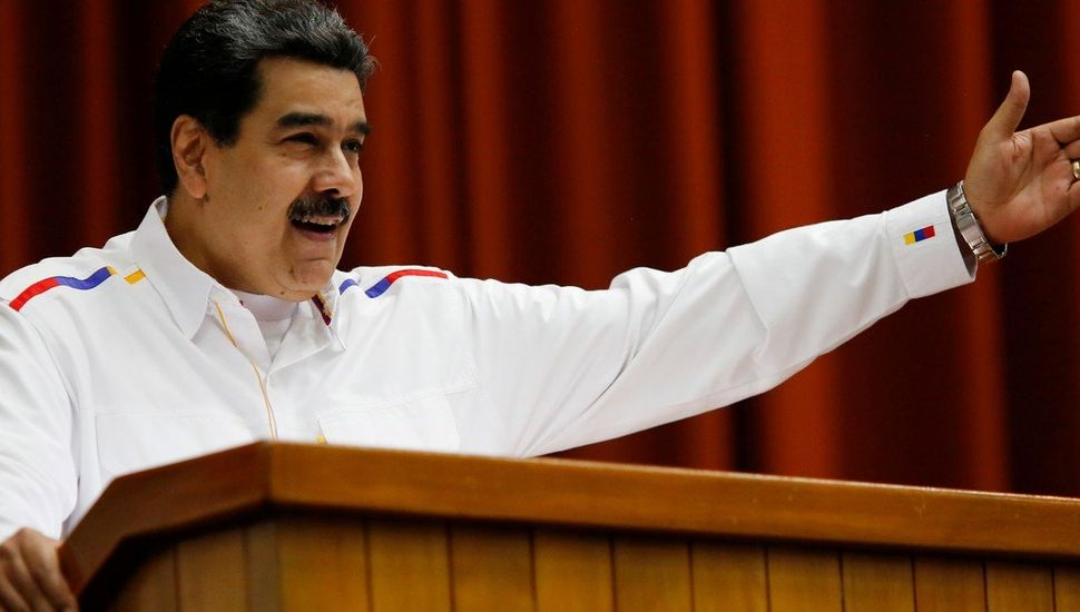 Maduro envía fondos para un  astillero