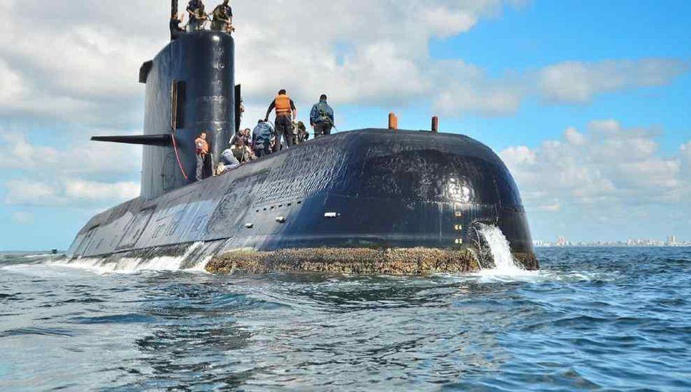 El ARA San Juan no estaba en condiciones de navegar solo