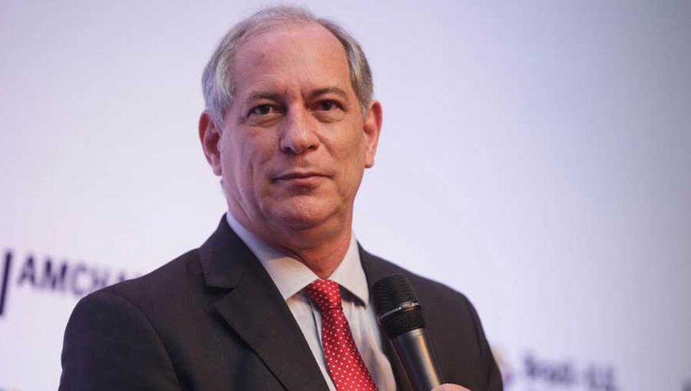 El centroizquierdista Ciro  Gomes apoyará a Fernando Haddad
