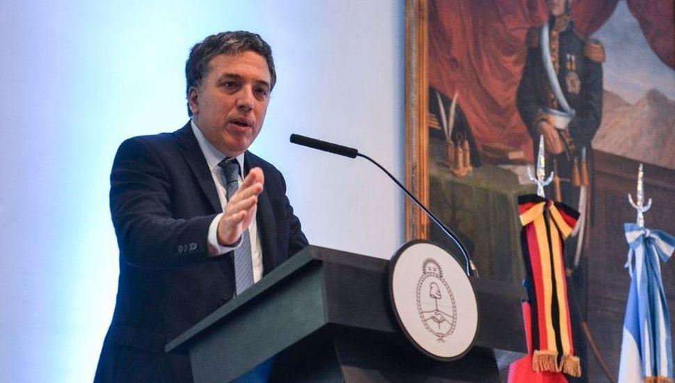 El Gobierno oficializó hoy la emisión de deuda por otros 70.000 millones de pesos