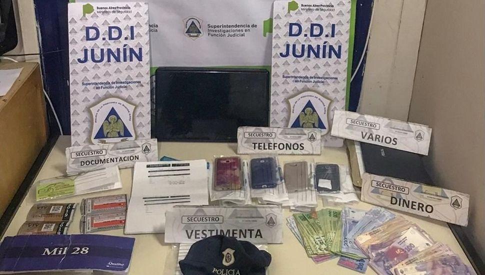 Detenidos por intentar recuperar vehículos secuestrados con documentación falsa