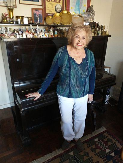 Abogada, escribana, conductora de radio y televisión, Niní Ceci es una emprendedora incansable.