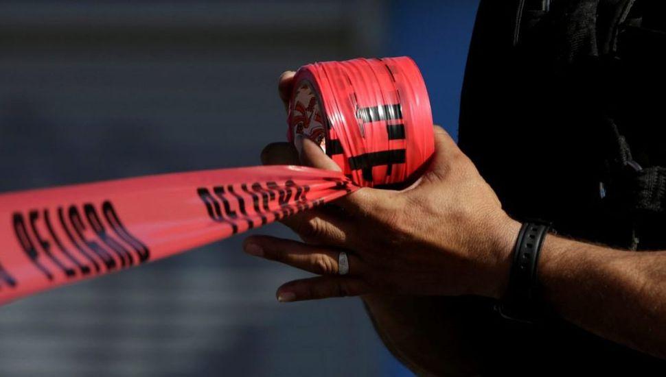 Récord de homicidios en México: fueron 33.341 durante el año pasado