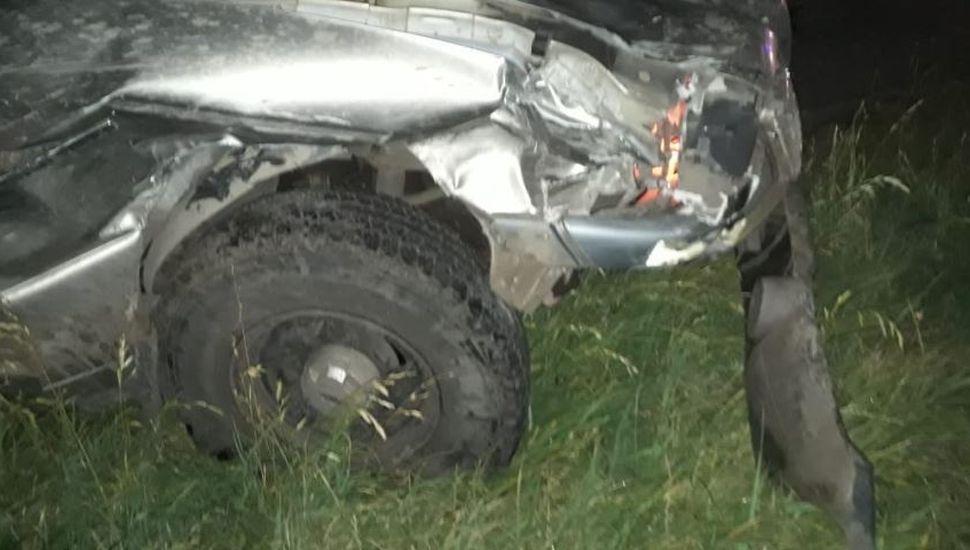 Un joven murió tras un choque en la ruta 46