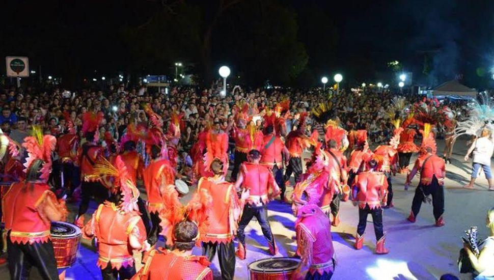 Chacabuco celebró el carnaval