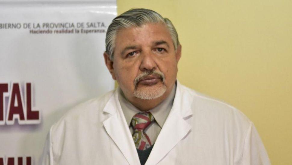Juan José Esteban salud