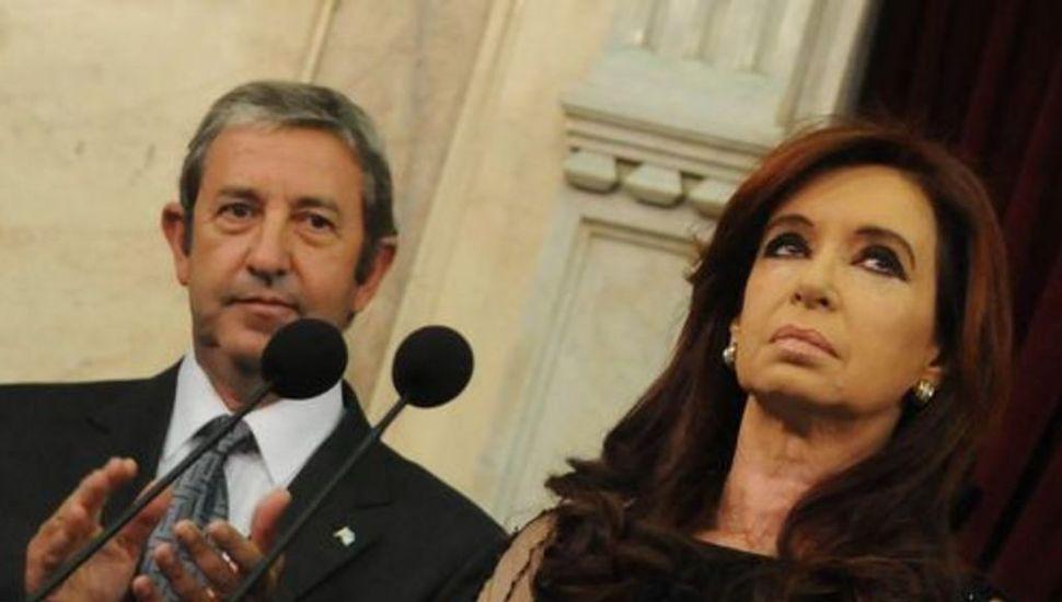 CFK, a la comisión de Presupuesto