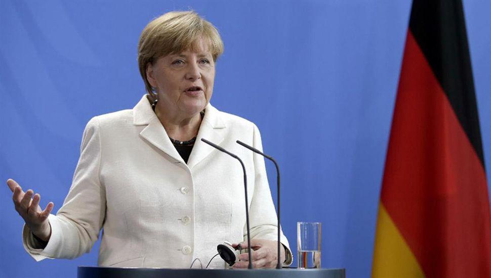 Pedido del Papa Francisco a Merkel por el cambio climático
