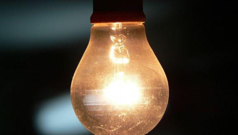 Oficializaron el congelamiento de las tarifas de luz