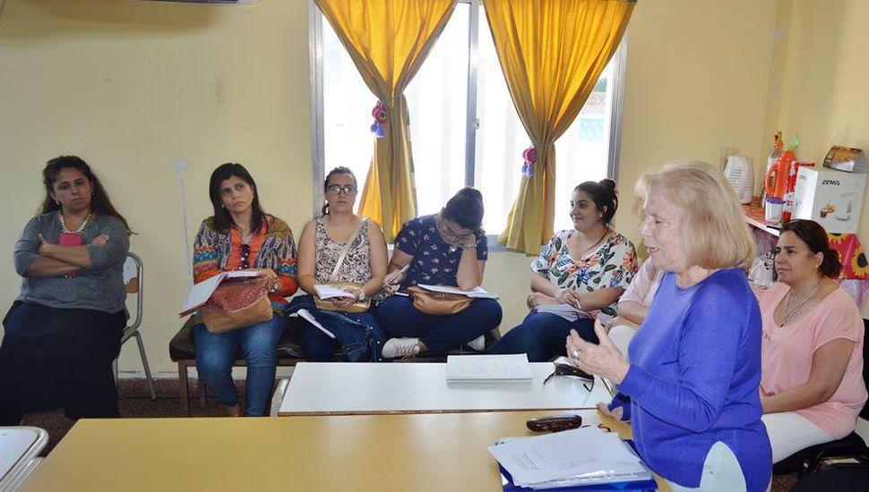 Se realizó una nueva reunión del Programa de Prevención de Adicciones