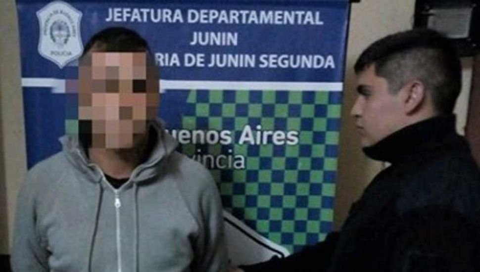 El joven de José C. Paz atrapado en nuestra ciudad y que poseía pedido de captura vigente.