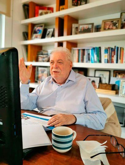 Ginés González García resaltó la respuesta del sistema sanitario.