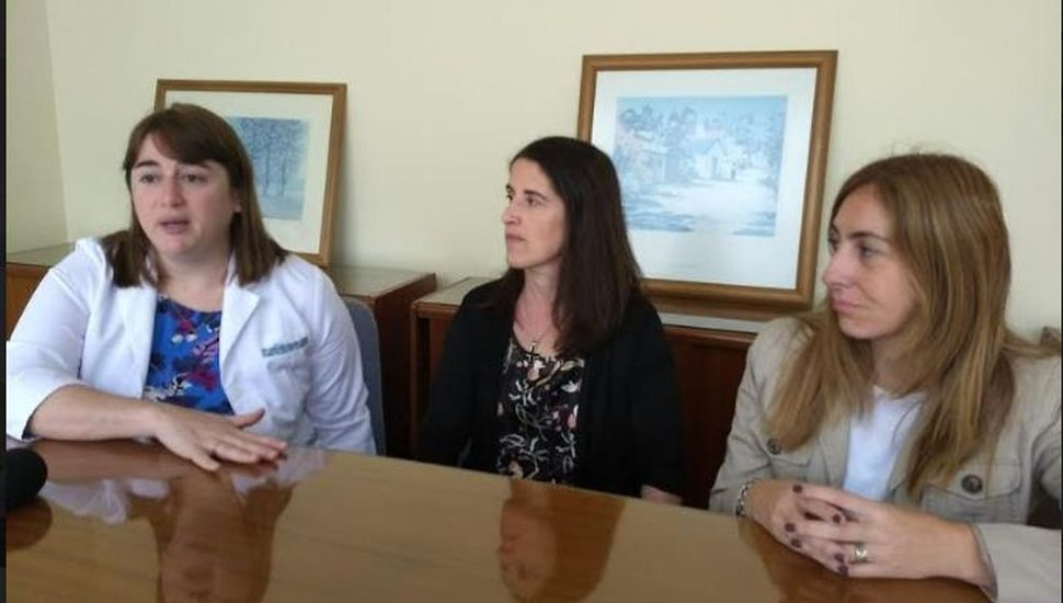 Se llevó adelante una jornada de Chagas para profesionales de la salud