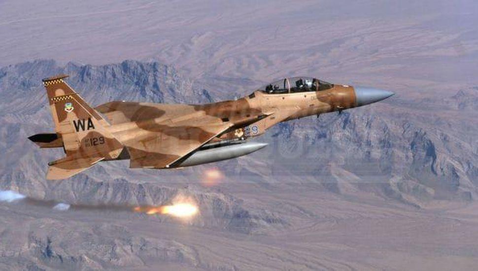 Israel bombardeó un depósito de  armas de Hezbollah en Damasco