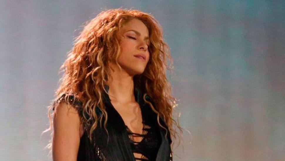 El emotivo mensaje de Shakira por el cumpleaños de su papá en pleno show