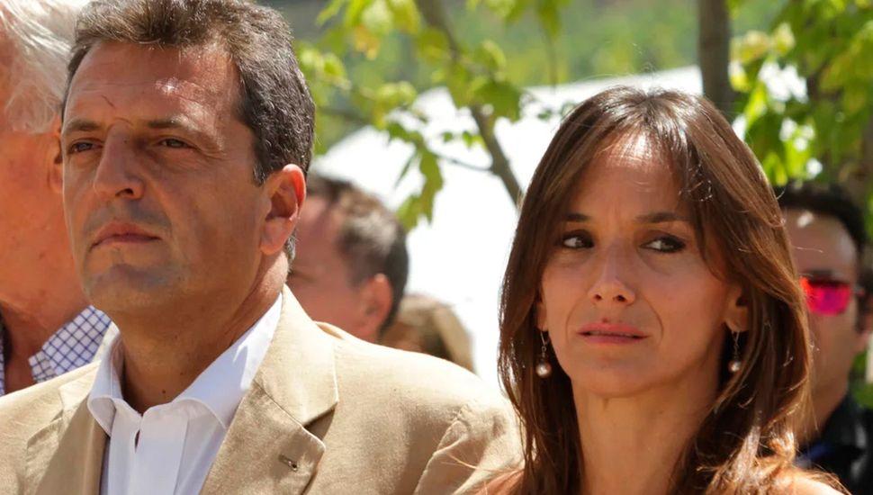 Operaron de urgencia a su esposa y Sergio Massa frenó la campaña