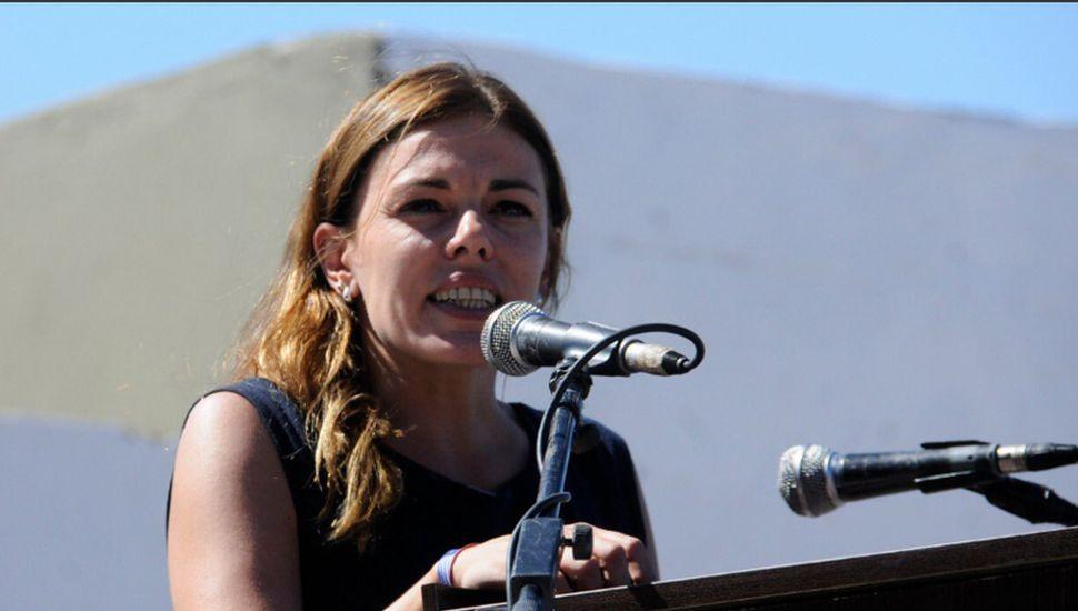 Florencia Castro, subsecretaria de Políticas Docentes y Gestión Territorial de Buenos Aires