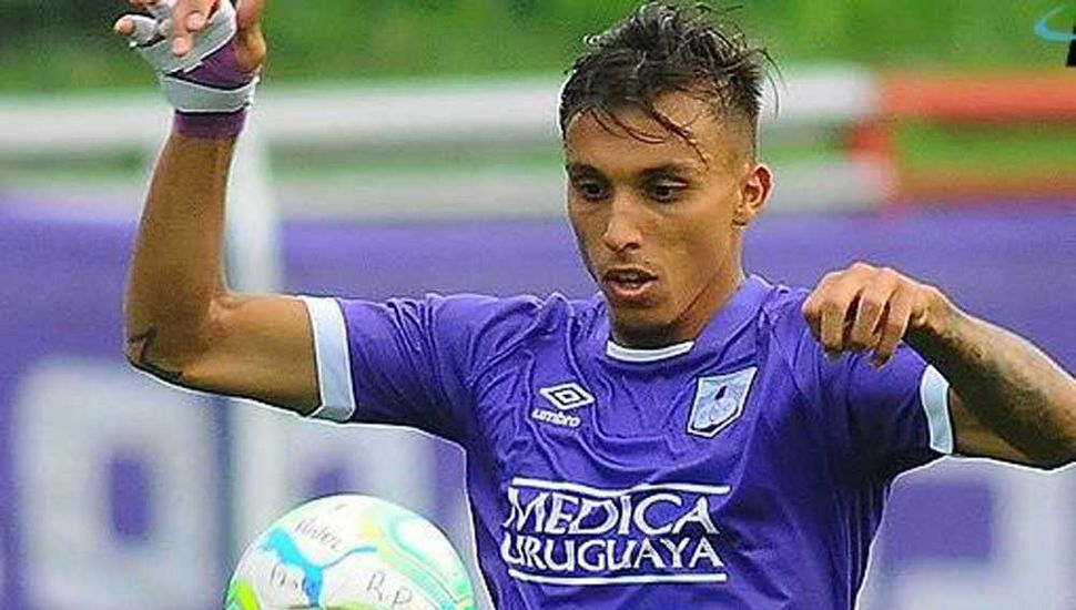 Racing quiere a Mathías Suárez
