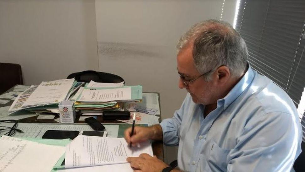 """Obras públicas: avanza el programa """"Esfuerzo compartido"""""""