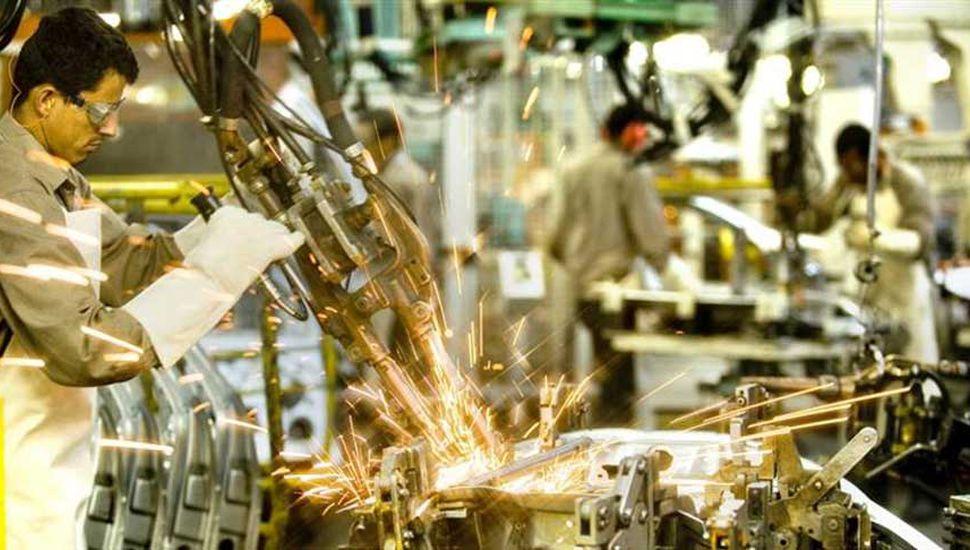 El uso de la capacidad industrial instalada bajó al 63% en agosto