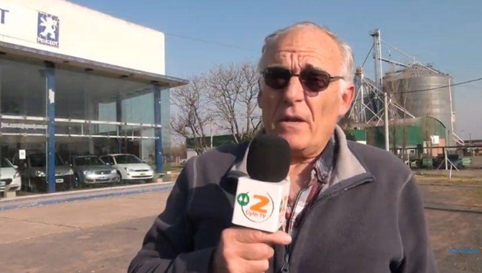 """Del Solar Dorrego: """"El suelo es muy importante en nuestra Región"""""""