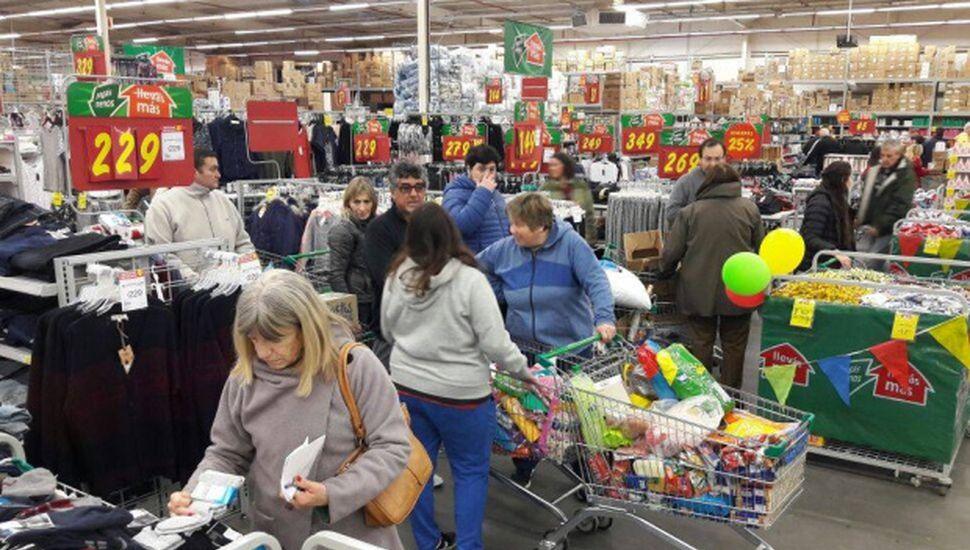 Banco Provincia fijó fechas para los descuentos de 50% en supermercados