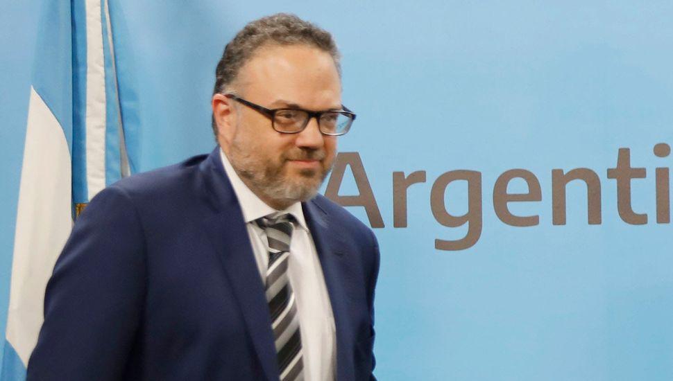 Matías Kulfas habló de  reactivación con la UIA