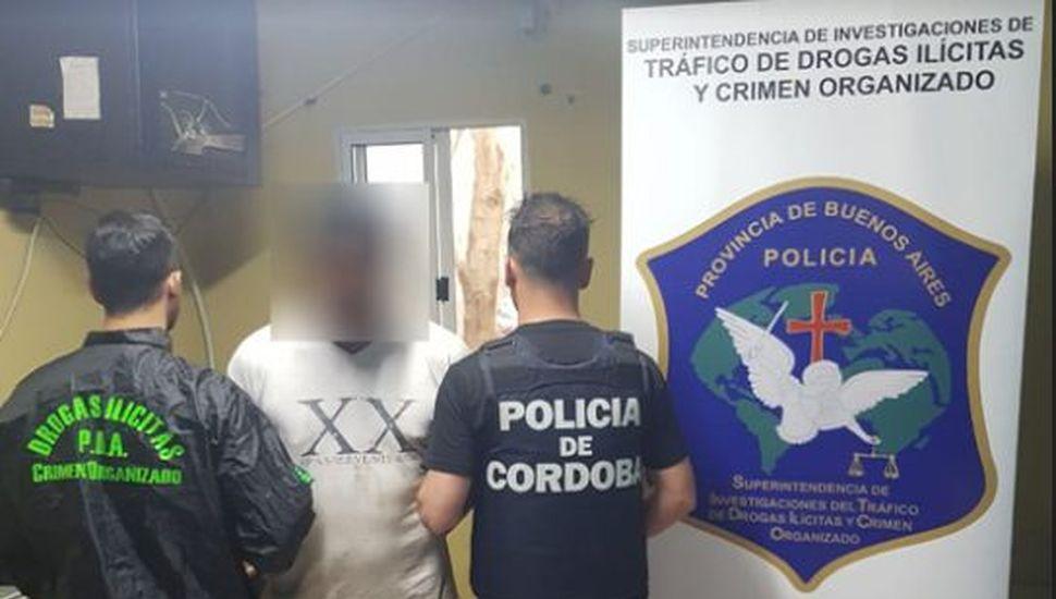 Un prófugo de alta peligrosidad fue detenido en Rojas