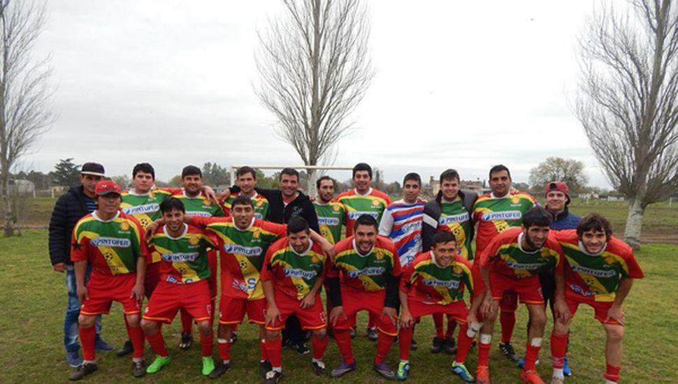 El equipo de Shell Gas juega hoy contra Sancor Seguros.