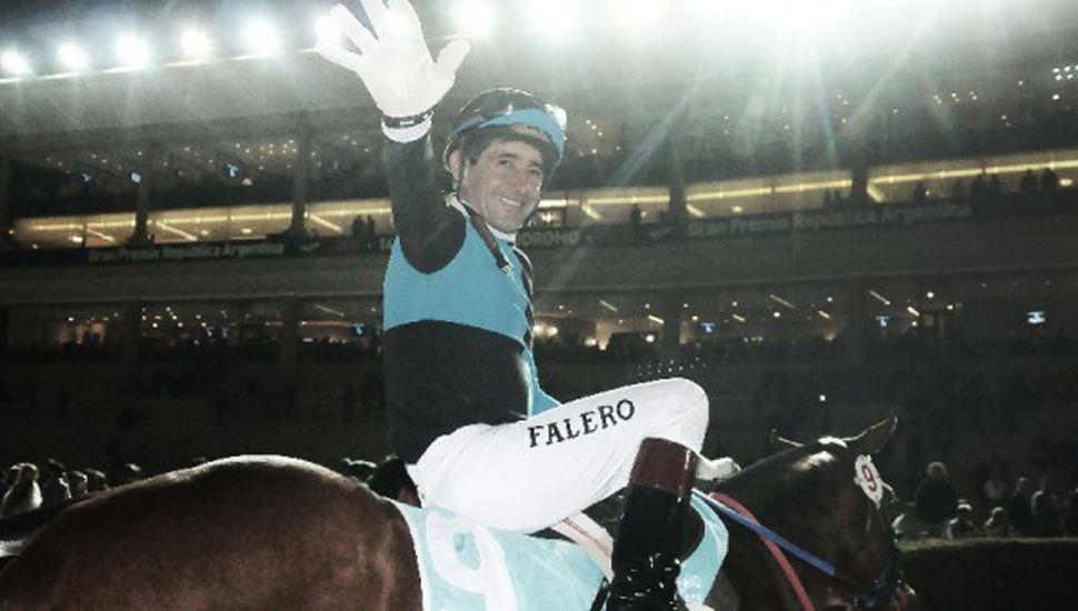 Pablo Gustavo Falero.