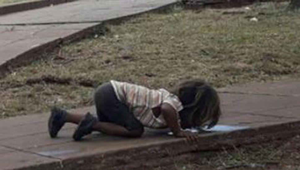 Conmoción por la pobreza guaraní
