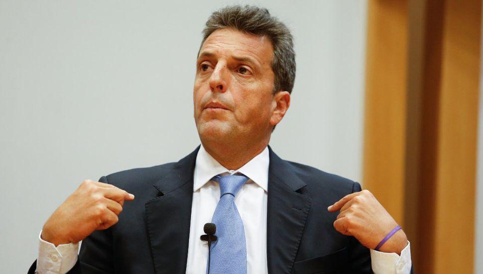 Sergio Mazza cuestionó al macrismo y abrió las puertas para una alianza con el PJ y el kirchnerismo.